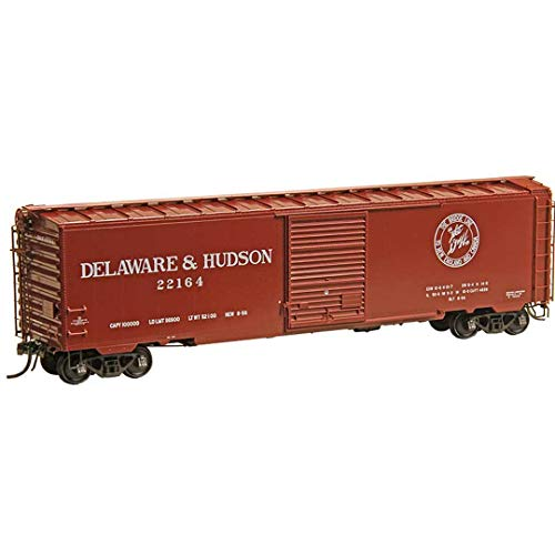 Kadee #6403 Delaware & Hudson D&H #22164 50' PS1 Boxcar : HO - Ho Hudson Scale