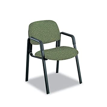 Safco Products 7046GN Cava Urth Straight Leg Guest Chair, Green