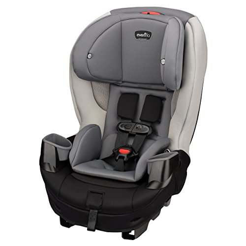 Cheap Evenflo Stratos Convertible Car Seat, Silver Ice