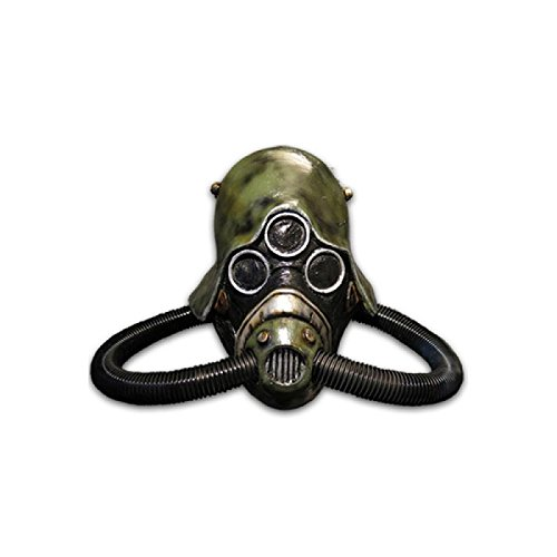 Loftus International Trick or Treat Studios Shadows of Brimstone Terrderan Soldier Full Head Mask Novelty Item