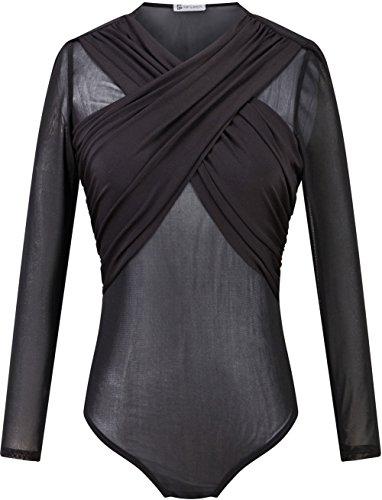 PL Women Bodysuits Classic Clubwear