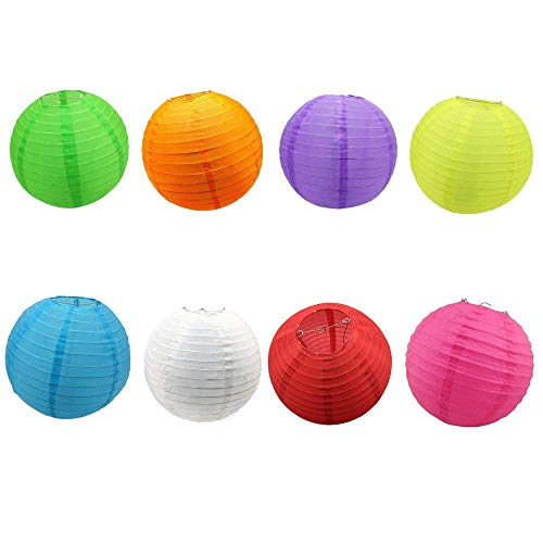 Large Ball Garden Lights in US - 7