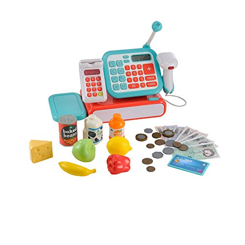 Early Learning Centre Figurines (Cash Register) - Rock Shopping Little Centers