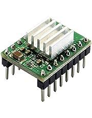 وحدة برنامج تشغيل محرك متدرج للطابعة ثلاثية الأبعاد A4988 مع مسرب حراري