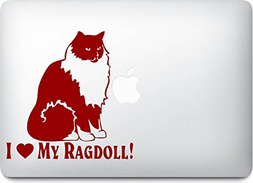 I love My Ragdoll (Red 6