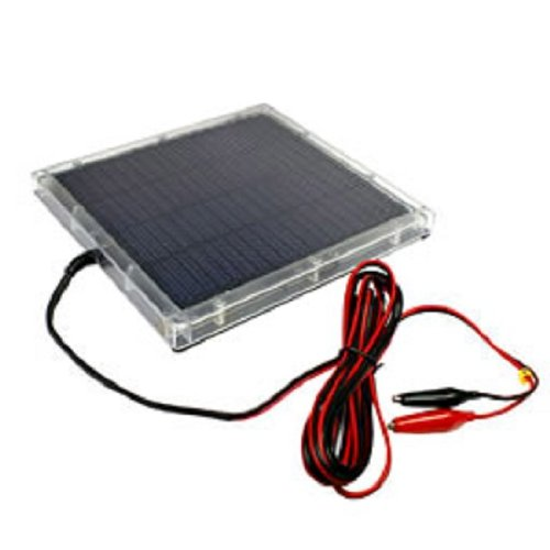 12 Volt Waterproof Solar Sealed Lead Acid Battery Charger UV87511 Batteries