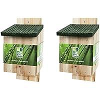 2unidades caja de bate de madera cámara seguridad