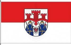 Bandera Bandera Pequeño Friedland–40x 60cm