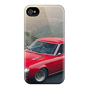Fashion EFy11706asdy Cases Covers For Iphone 4/4s(3d Cars)