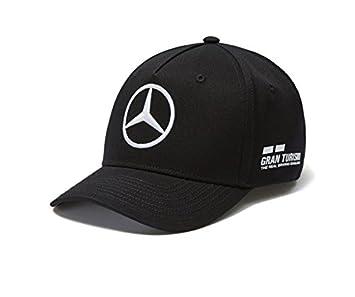 Mercedes AMG F1 Team Driver Puma Hamilton Baseball Gorra Negro Oficial 2018: Amazon.es: Deportes y aire libre