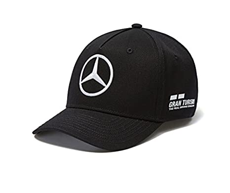 Image Unavailable. Image not available for. Color  Mercedes AMG F1 Team  Driver Puma Hamilton Baseball Cap Black Official 2018 303d31a89e