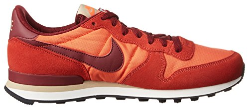Max da Linen Ginnastica Uomo Internationalist Nike Team Hyper Arancione Orange Orange Red Charge Scarpe Sail Orange xqYETEwC