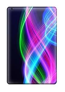 Awesome Colorful Flip Case With Fashion Design For Ipad Mini/mini 2