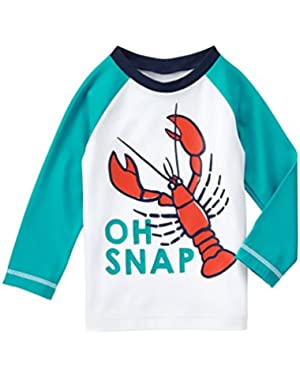 Baby Toddler Boys' Wht Oh Snap Rshgrd