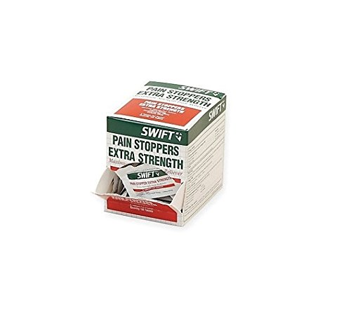Honeywell 163500 Swift First Aid Extra Strength Pain Stopper ()