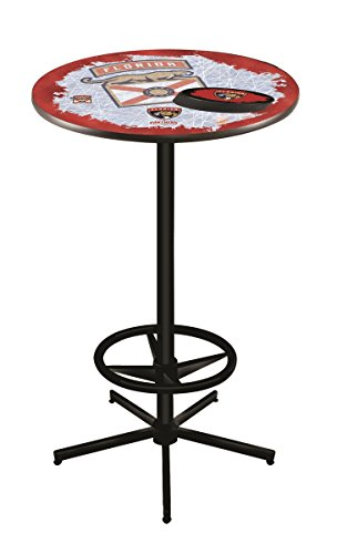 - Holland Bar Stool Co. NHL Florida Panthers Officially Licensed Pub Table, 36