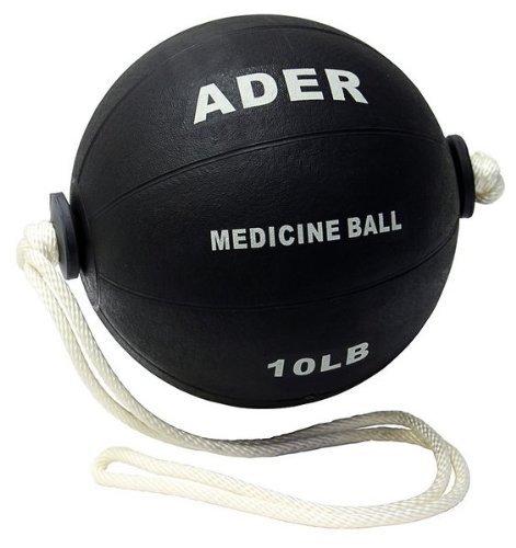 10 lb電源ロープMedicine Ball   B0016P2JWA