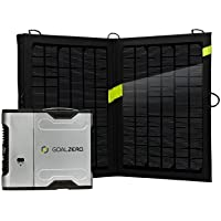 Goal Zero Sherpa 50 Solar Recharging Kit with Nomad 13 Solar Panel