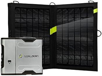 Goal Zero Sherpa 50 Solar Recharging Kit w/13 Solar Panel
