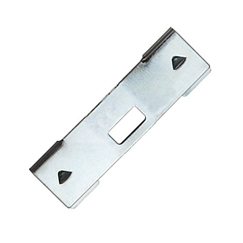 Perfect Order Vertical Blind Repair Vane Savers Set of 12, Silver