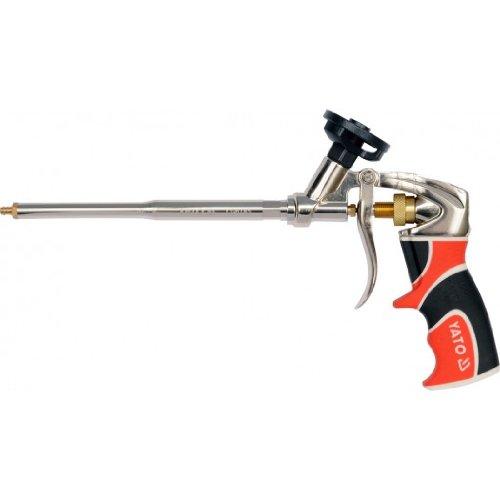 Yato Professional Heavy Duty PTFE-beschichtete Gun für Polyurethan-Schaumstoff