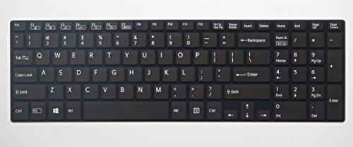 Sony Vaio Fit 15 / Fit 15E Keyboard - Sony Keyboard Skin