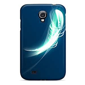 For Galaxy S4 Protector Case Abstract Phone Cover
