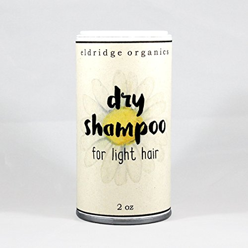 Dry Shampoo for Light Hair by Eldridge Organics