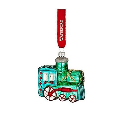 (Waterford 2016 Holiday Heirloom Brights Train Ornament)