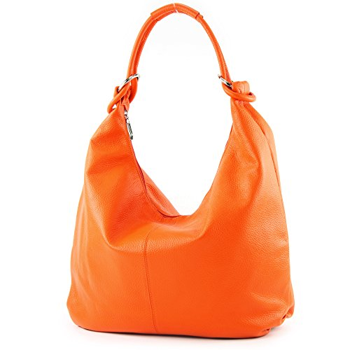 Cabas pour Made Orange femme Italy gpqwxZ5