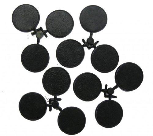 50 mm Round Figure Bases - Round 50mm