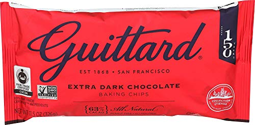Guittard Extra Dark 63% Chocolate, 11.5 oz