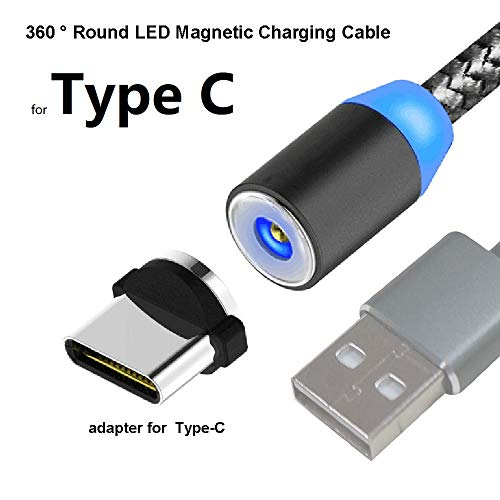 TAiKOOL Magnetic Phone Charger Charging Cable,360