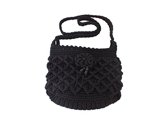 Crochet Shoulder Bags - 4