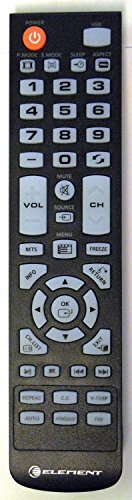Brand New Original Element XHY-353-3 Remote (Universal Element Tv Remote)