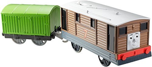 Thomas and Friends Trackmaster Revolution Motorized Engine Trains Mattel Sets Trackmaster Toby-CDB70 from Unbranded