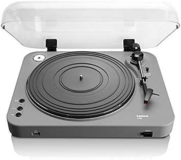 Lenco L-85 - Tocadiscos para Equipo de Audio (MP3, USB ...