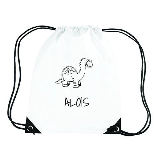 JOllipets ALOIS Turnbeutel Sport Tasche PGYM5111 Design: Dinosaurier Dino 3agAvGNf