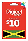 Digicel USD 10 Top up Recharge for Digicel Jamaica Electronically Delivered Within 1 Hour Via Email
