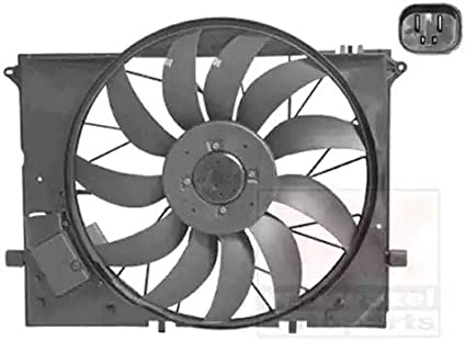 Van Wezel 3036747 marco peso lourdus Ventilador: Amazon.es: Coche ...