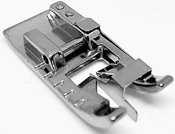Schmalkantenfuß Kantensteppfuß Nähfuß für W 6 Nähmaschinen