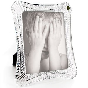 Waterford Crystal Wellesley 8 X 10 Photo Frame Amazoncouk