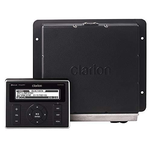 Clarion Marine Black Box Digital Media Receiver W/Watertight Commander