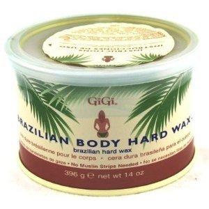 GIGI Brazilian Body Hard Wax 14 oz case of 3