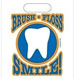 Brush Floss Smile Gift Bag, 250 pcs