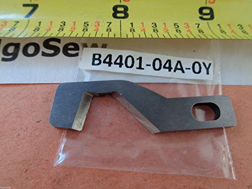 er Knife Blade for Babylock Serger BLE1AT-2, BLE3ATW Imagine Wave, BLE3ATW-2 B4401-04A-OY ()