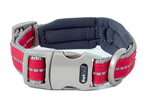 Petface Signature   Padded Dog Collars, Dog Leashes & Dog Harnesses   Soft Neoprene Padding   Reflective Strip, Improved Night Visibility   Various (Padding Leashes Collars)