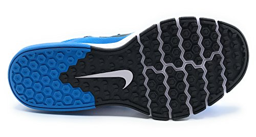 Shoes s Men 400 Black Blue 882119 Glow NIKE 600 Fitness White qPZHO