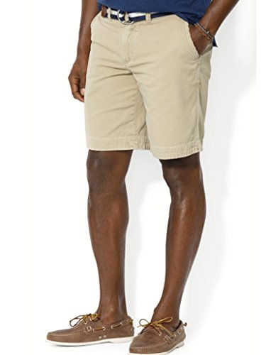 Polo Ralph Lauren Big and Tall Mens Rugged Bleecker Shorts (50 Big, Boating - Embroidered Big And Shorts Tall