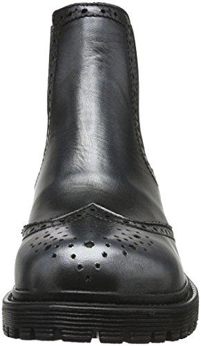 Bronx Rifka-Chunky, Zapatillas de Estar por Casa para Mujer, 36 EU Multicolor - Mehrfarbig (Gun Metal 101)